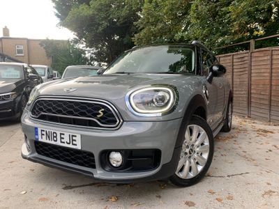 MINI Countryman SUV 1.5 7.6kWh Cooper SE Auto ALL4 (s/s) 5dr