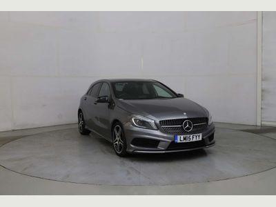 Mercedes-Benz A Class Hatchback 2.1 A200 CDI A200 Night Edition 7G-DCT 5dr