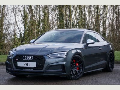 Audi S5 Coupe 3.0 TFSI V6 Coupe 2dr Petrol Tiptronic quattro (s/s) (354 ps)