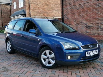 FORD FOCUS Estate 1.8 TDCi Zetec Climate 5dr