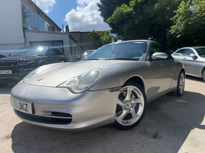 Porsche 911 Coupe 3.6 996 Carrera 4 AWD 2dr