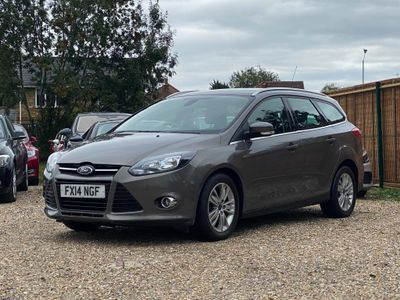 Ford Focus Estate 1.6 SCTi Titanium Navigator Navigator Powershift 5dr