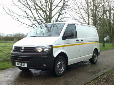 Volkswagen Transporter Panel Van 2.0 TDI BlueMotion Tech T30 Startline Panel Van 4dr (SWB)