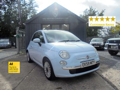 Fiat 500 Hatchback 1.2 Lounge 3dr