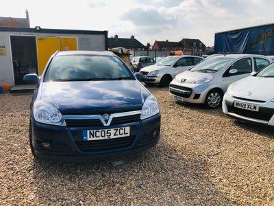 Vauxhall Astra Estate 1.8 i 16v Design 5dr