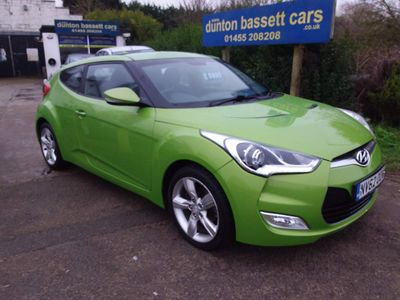 Hyundai Veloster Coupe 1.6 4dr