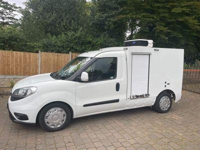 Fiat Doblo Temperature Controlled 1.6 Multijet Refrigerated Van LWB-NO VAT