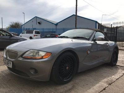 BMW Z4 Convertible 3.0 i Roadster Convertible