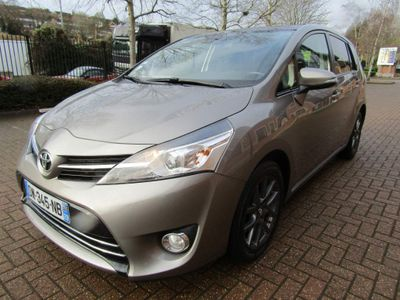 Toyota Yaris Verso Hatchback 1.8 V-MATIC 5 DR AUTO 7 SEATER PETROL