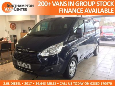 Ford Tourneo Custom Other 2.0 TDCi 310 Titanium Bus L2 5dr (8 Seats)