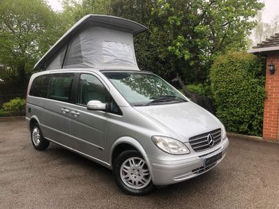 Mercedes-Benz Viano Ambiente LWB Van Conversion