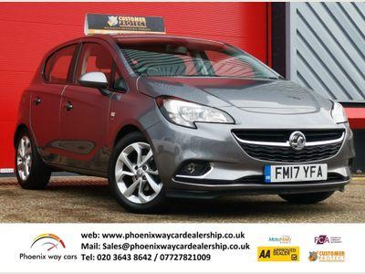 Vauxhall Corsa Hatchback 1.4i ecoTEC SRi 5dr