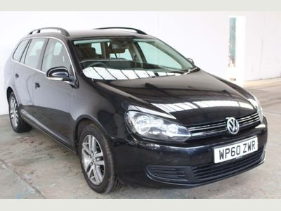 Volkswagen Golf Estate 1.6 TDI BlueMotion Tech SE 5dr