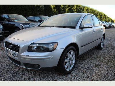 Volvo S40 Saloon 1.6 S 4dr