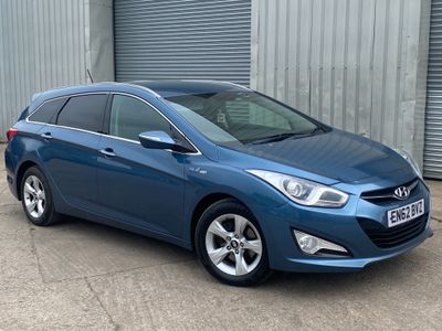 Hyundai i40 Estate 1.7 CRDi Blue Drive Style 5dr