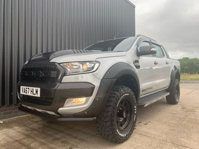 Ford Ranger Unlisted 0.0 WILDTRAK 4X4 DCB TDCI 4d 197 BHP 12 Months MOT, Lift Kit, Wide Arch