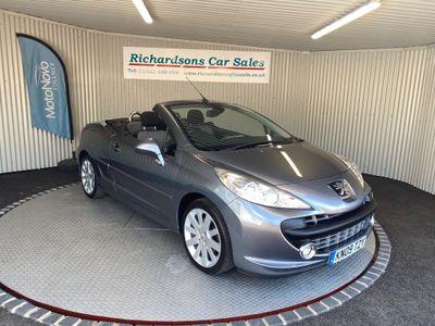 Peugeot 207 CC Convertible 1.6 16v GT 2dr