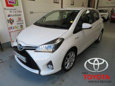 Toyota Yaris Hatchback 1.5 VVT-h Excel E-CVT 5dr