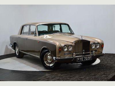 Rolls-Royce Silver Shadow Saloon Silver Shadow