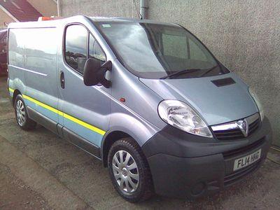 Vauxhall Vivaro Panel Van 2.0 CDTi ecoFLEX 2900 Panel Van SWB 4dr (EU5, SWB)