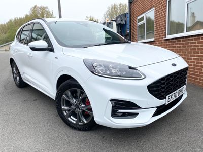 Ford Kuga SUV 1.5 EcoBlue ST-Line Auto (s/s) 5dr