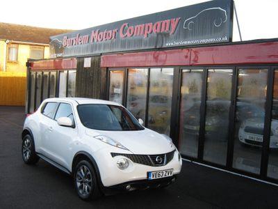 Nissan Juke SUV 1.5 dCi Tekna 5dr