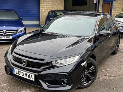 Honda Civic Hatchback 1.0 VTEC Turbo EX CVT (s/s) 5dr