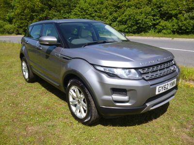 Land Rover Range Rover Evoque SUV 2.2 eD4 Pure 2WD 5dr