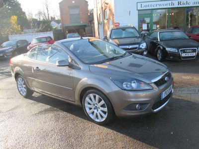 Ford Focus CC Convertible 2.0 TDCi CC-3 2dr