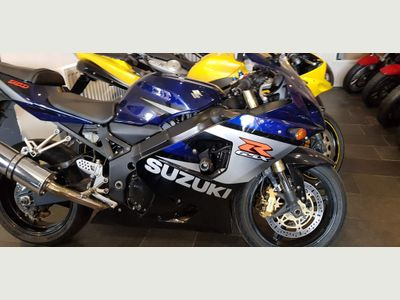 Suzuki GSXR750 Super Sports 750