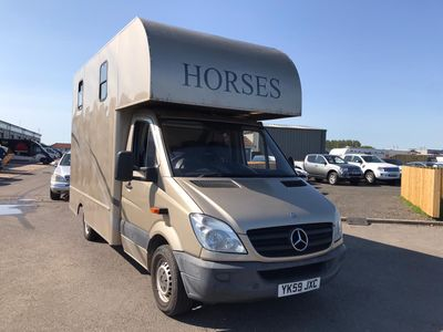 Mercedes-Benz Sprinter Unlisted 2.1 CDI BlueEFFICIENCY 313 Chassis Cab 7G-Tronic 2dr MWB