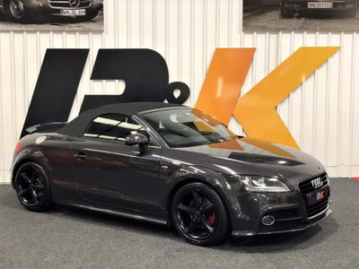 Audi TT Convertible 2.0 TFSI S line Roadster S Tronic 2dr