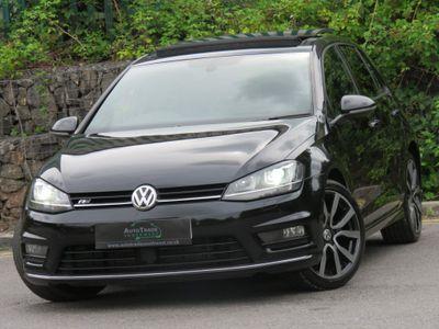 Volkswagen Golf Hatchback 2.0 TDI BlueMotion Tech R-Line Edition DSG (s/s) 5dr