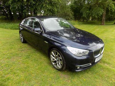 BMW 5 Series Gran Turismo Hatchback 2.0 520d Luxury GT 5dr
