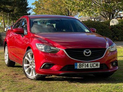 Mazda Mazda6 Saloon 2.0 SKYACTIV-G Sport Nav 4dr