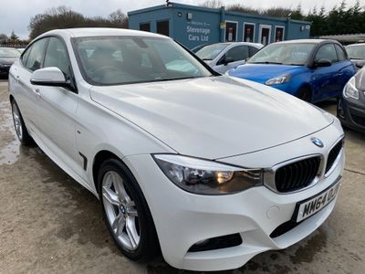 BMW 3 Series Gran Turismo Hatchback 2.0 320i M Sport GT xDrive (s/s) 5dr