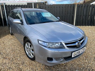 Honda Accord Estate 2.2 i-CDTi EX Tourer 5dr