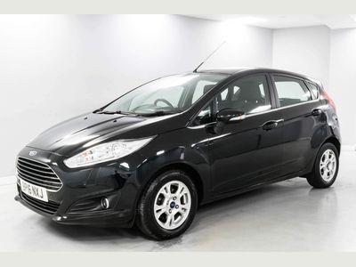Ford Fiesta Hatchback 1.5 TDCi ECOnetic Zetec (s/s) 5dr