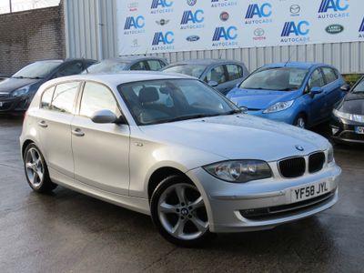 BMW 1 Series Hatchback 2.0 118d Edition ES 5dr