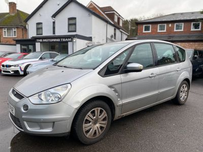 Ford S-Max MPV 2.0 DURATEC FAMILY MPV 7 SEATS