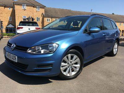 Volkswagen Golf Estate 1.4 TSI BlueMotion Tech SE DSG (s/s) 5dr