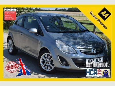Vauxhall Corsa Hatchback 1.2 i 16v SE 3dr (a/c)