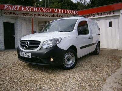 Mercedes-Benz Citan Panel Van 1.5 CDi 109 L1 Trade 3dr