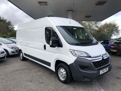 CITROEN RELAY Panel Van 2.2 HDi 35 L3H2 Panel Van 5dr
