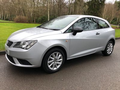 SEAT Ibiza Hatchback 1.0 SOL SportCoupe 3dr