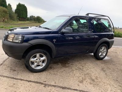 Land Rover Freelander SUV 2.0 TD4 GS Hard Top 3dr