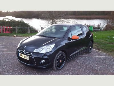 Citroen DS3 Hatchback 1.2 VTi DSign By Benefit 3dr