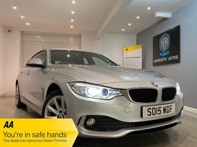 BMW 4 Series Gran Coupe Hatchback 2.0 420d SE Gran Coupe Auto xDrive (s/s) 5dr