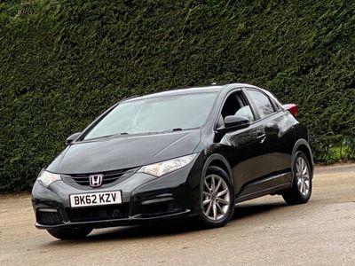 Honda Civic Hatchback 2.2 i-DTEC SE 5dr