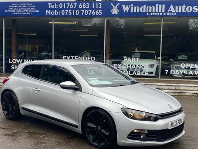 Volkswagen Scirocco Coupe 2.0 TDI CR GT DSG 3dr